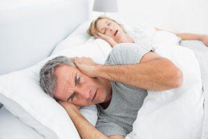 Søvnapne forstyrrer søvnkvaliteten.